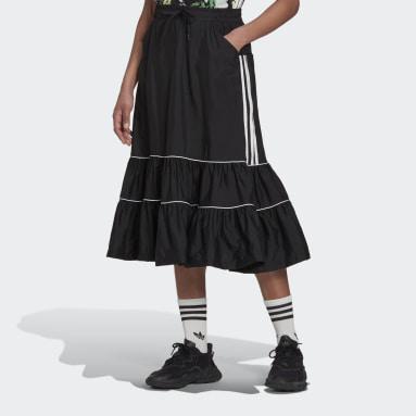 Women Originals Black Utility Skirt