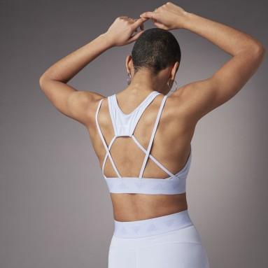 Women Gym & Training Purple Hyperglam Light Support Bra