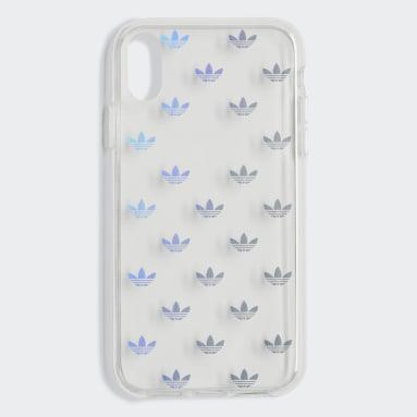 Originals Silver Clear Case iPhone XR