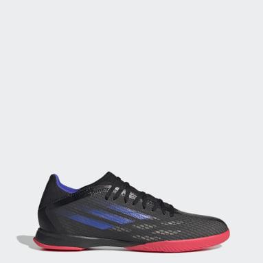 Futsal X Speedflow.3 IN Fußballschuh Schwarz