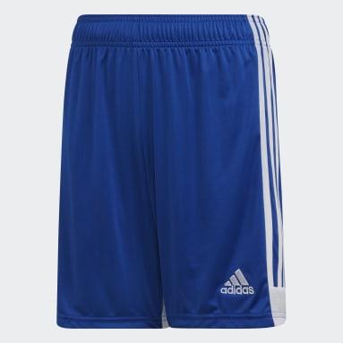 Youth 8-16 Years Soccer Blue Tastigo 19 Shorts