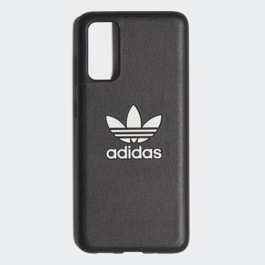 Basic Samsung S20 Molded Phone Case Czerń