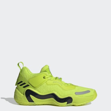 Basketball Green Donovan Mitchell D.O.N. Issue 3 Mike Wazowski Shoes