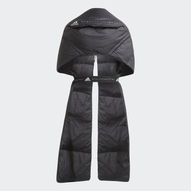 Fitness Og Træning Sort adidas by Stella McCartney Padded halstørklæde