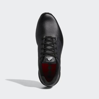 Mænd Golf Sort ZG21 Wide Golf sko