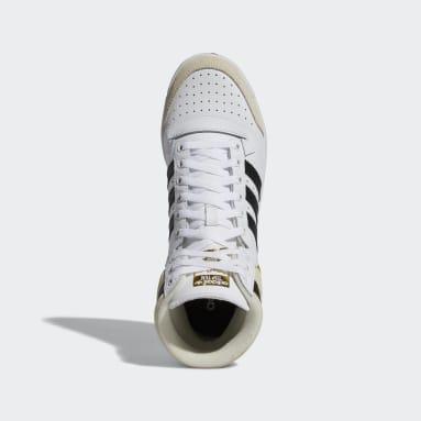 Scarpe Top Ten Bianco Originals