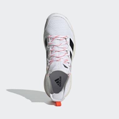 Kinder Tischtennis Stabil Indoor Schuh Weiß