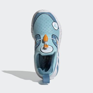 Kids Training Blue RapidaZen Frozen Shoes
