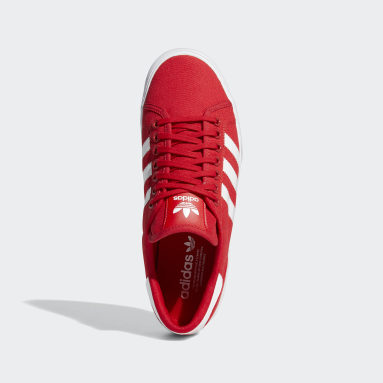 Tenis Abaca Rojo Originals