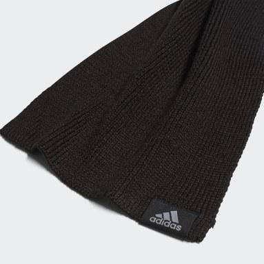 Vintersport Sort Performance tørklæde