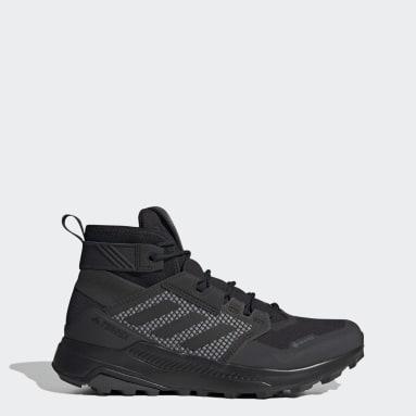 Men's TERREX Black Terrex Trailmaker Mid GORE-TEX Hiking Shoes