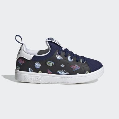 Kinderen Originals Blauw Stan Smith 360 Schoenen