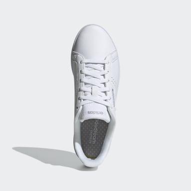 Chaussure Courtpoint Base Blanc Femmes Sportswear