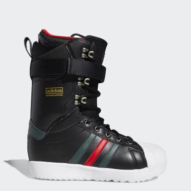 Winter Sports Black Superstar ADV Boots