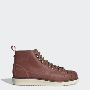 Originals Superstar Schuh Rot