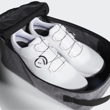 Golf šedá Taška Golf Shoe