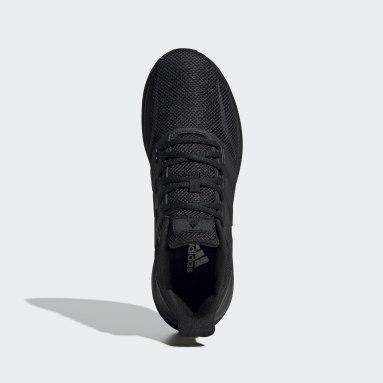 Erkek Koşu Siyah Runfalcon Ayakkabı