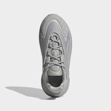 Youth Originals Grey Ozelia Shoes