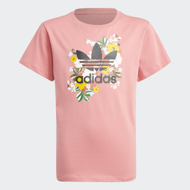 Youth Originals Pink HER Studio London Floral Tee