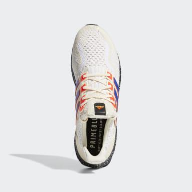 Hardlopen wit Ultraboost 5.0 DNA Schoenen