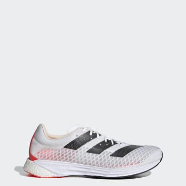 Løb Hvid Adizero Pro sko