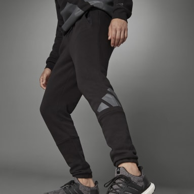 Pantalon Logo Noir Hommes Sportswear