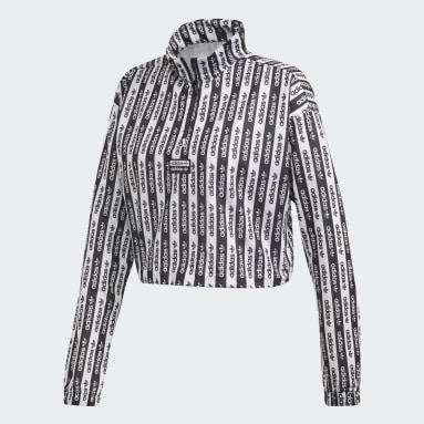 Sweat-shirt noir Femmes Originals