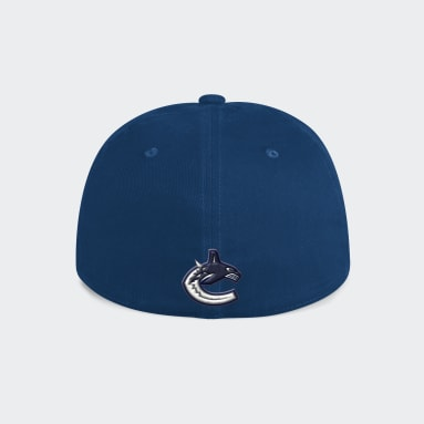 Men Hockey Multicolor Canucks Slouch Semi-Fitted Cap