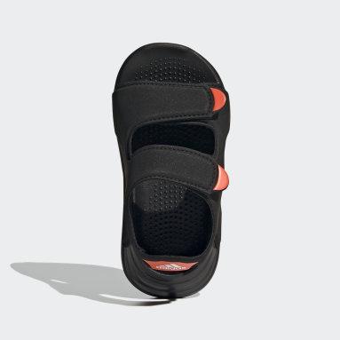 Sandalias para Agua Negro Niño Natación