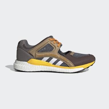 Men Originals Brown EQT Racing HM Shoes