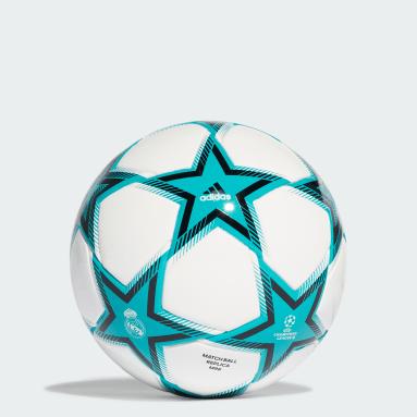Ballon UCL Mini Real Madrid Pyrostorm Blanc Football