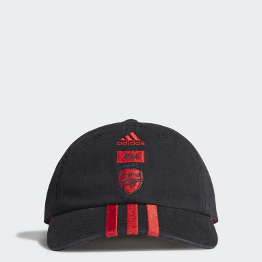 Football Black Arsenal x 424 Dad Cap