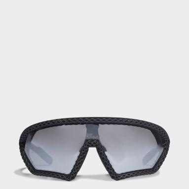 Běh černá Sluneční brýle SP0066