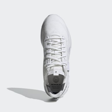 Men's Originals White Geodiver+ Primeblue Shoes