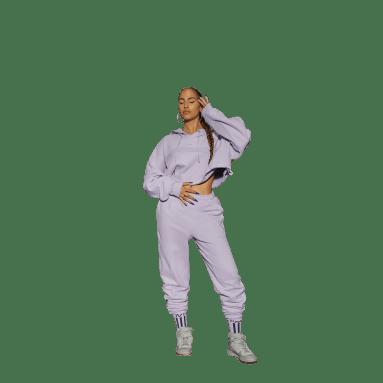 Pants Felpa Francesa (Género Neutro) Violeta Originals