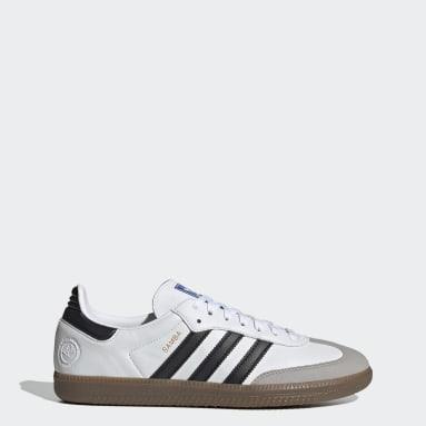Originals White Samba Vegan Shoes