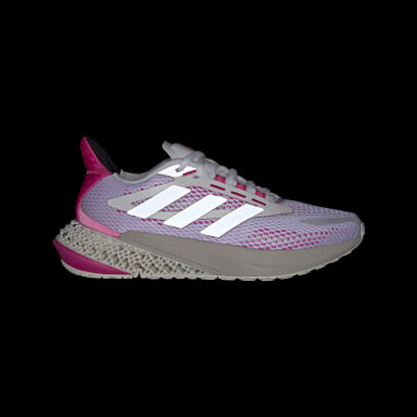 Women Running White adidas 4DFWD Pulse Shoes