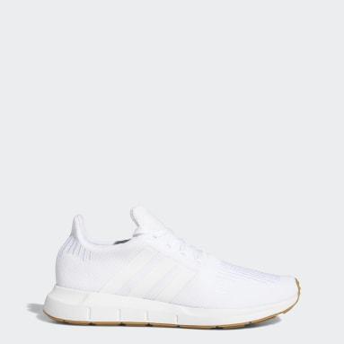 Men's Originals White Swift Run Shoes