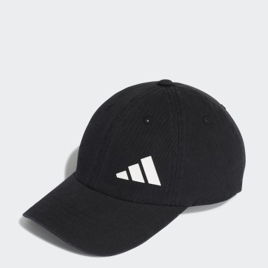 เทรนนิง สีดำ หมวกแก๊ปปีกโค้ง Future Icon