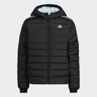 Youth Training Green Classic Puffer Jacket