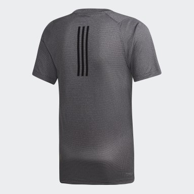 Camiseta FreeLift 360 Fitted Climachill Negro Hombre Training