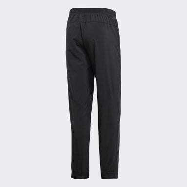 Pantalón Climacool Workout Negro Hombre Gimnasio Y Entrenamiento