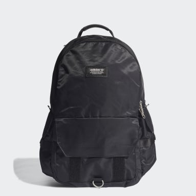 Youth 8-16 Years Originals Black Modern Utility Backpack Large