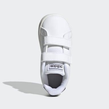 Zapatilla Advantage Blanco Niño Sportswear