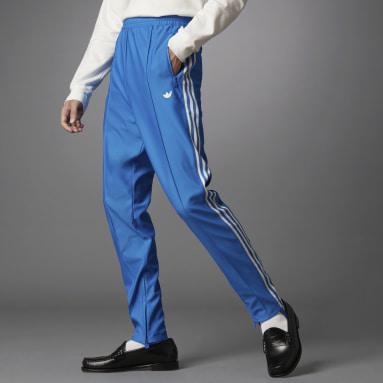 Men Originals Blue Blue Version Beckenbauer Tracksuit Bottoms