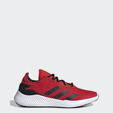 Tenis Predator 20.3 Rojo Hombre Fútbol