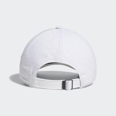 Women's Originals White Mini Logo Relaxed Hat