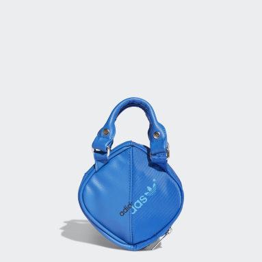 Originals Blauw Blue Version Remix Small Tas