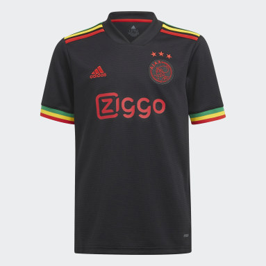 Ajax Amsterdam 21/22 Tredjetrøye Svart