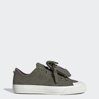Men Originals Green Nizza 420 RF Shoes